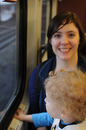 Sounder Train Ride