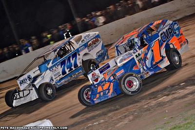 Pete MacDonald Hurricane 100 @ Brewerton Speedway 10/11/13