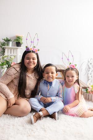 Villamar Family Easter