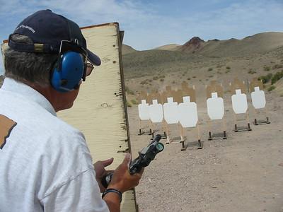 WNPL USPSA pistol match Sept. 2011