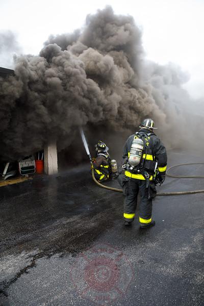 2-11 Alarm of Fire 6200 S. Harlem June 9, 2019