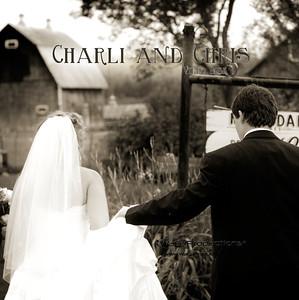 Charli and Chris 2011