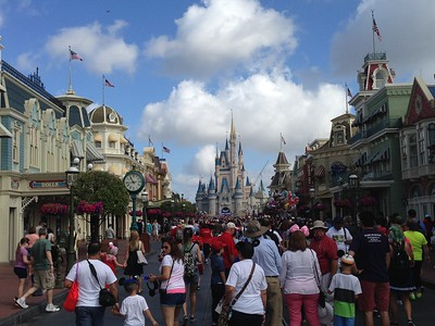 Disney World (March 2016)