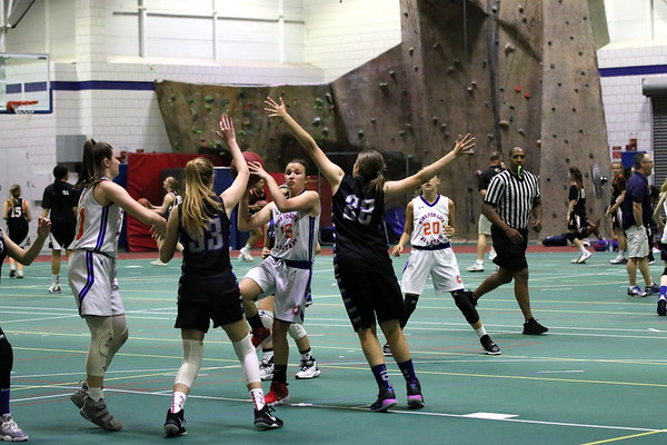 AAU Basketball  June 1, 2019
