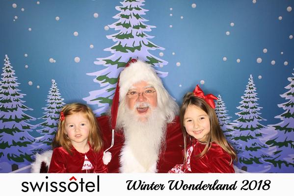 """Swissotel Chicago """"Winter Wonderland 2018"""" (11/30/18)"""