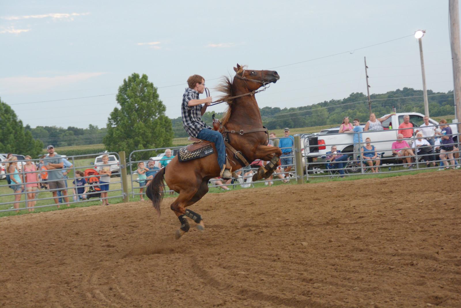 Monroe County Fair Equestrian Events