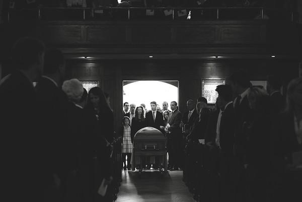 Dave's Goodbye