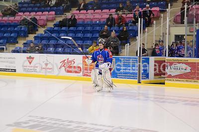 1-01-11 GOJHL All-Stars vs Russian Red Stars