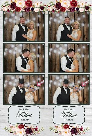 Talbot Wedding