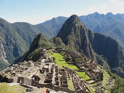 2010 Trip to Machu Picchu