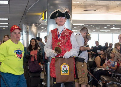 3. Arrival - Baltimore-Washington International