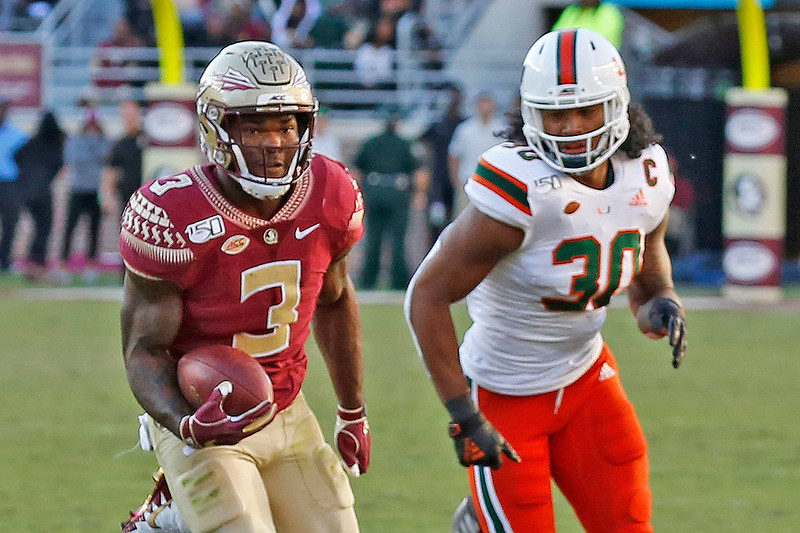 Miami Hurricanes @ Florida State Seminoles