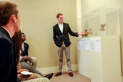 Art Religion Gallery Talk