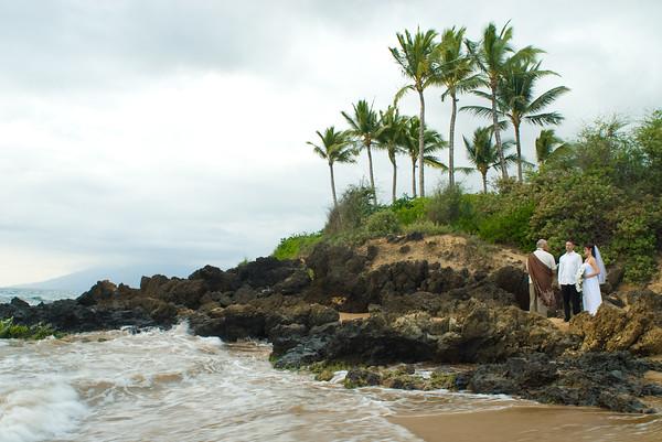 Maui Hawaii Wedding Photography for Hillman 03.10.08