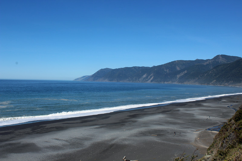 Black Sand Beach Overlook