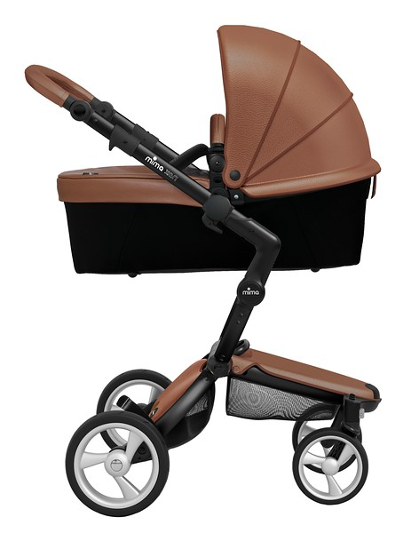 Mima_Xari_Product_Shot_Camel_Flair_Black_Chassis_Black_Carrycot_Side_View.jpg