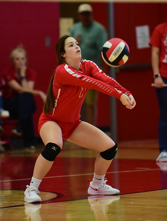 Jourdanton Varsity Volleyball V George West
