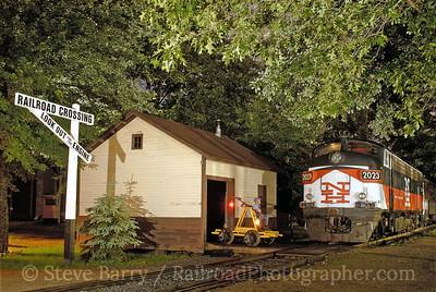 Connecticut Eastern Railroad Museum