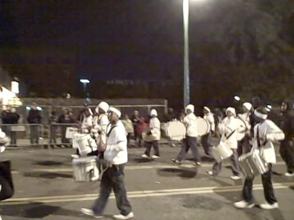 Bellevue Middle Drumline, Parade.jpg