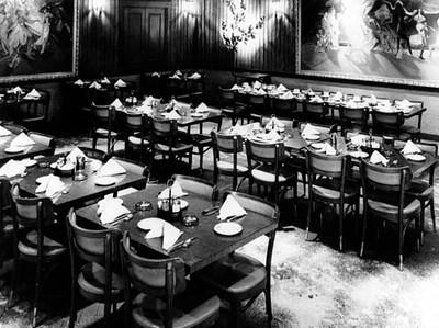 1960s, Banquet Room
