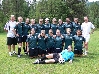 2008 Girls Provincials - U15 - NOTE: Sales will end Sept 15 2008