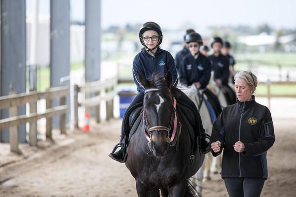 Year 5 Equestrian