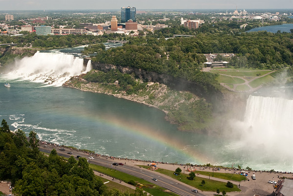 Niagara Falls Aug 2009 - Abridged