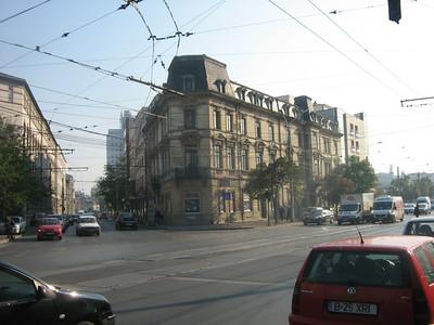 Bucharest 2011