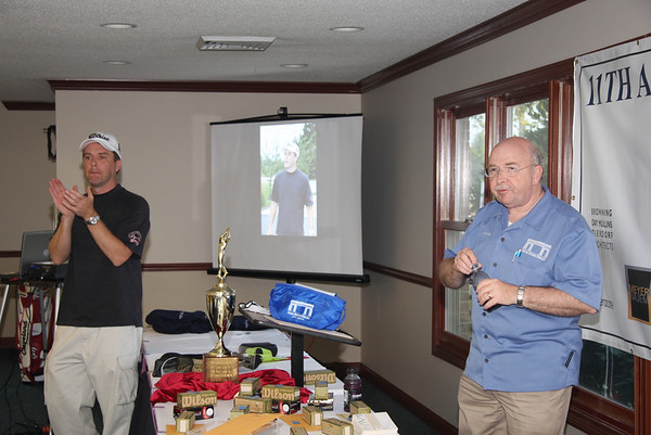 IMH Grand Master's Golf Outing 9-10-11