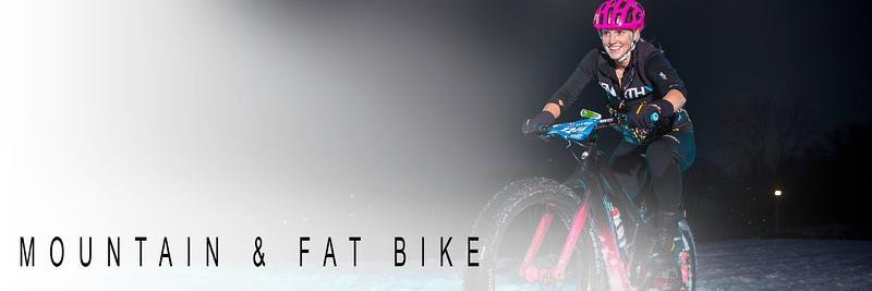 Mountain & Fat Bike Cycling