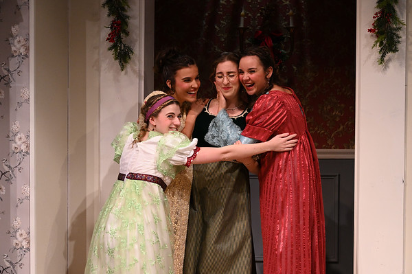 AS Miss Bennet: Christmas at Pemberley