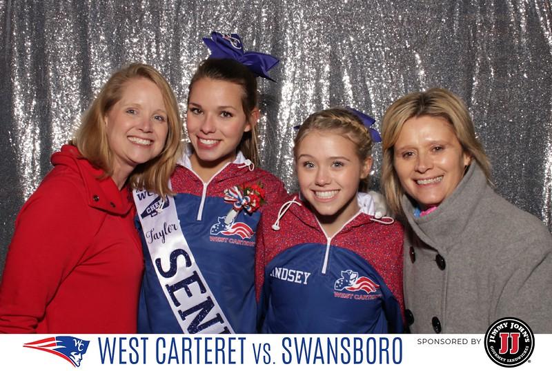 Swansboro vs Carteret