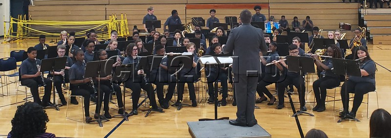 Fall Band Concert 10.23.19