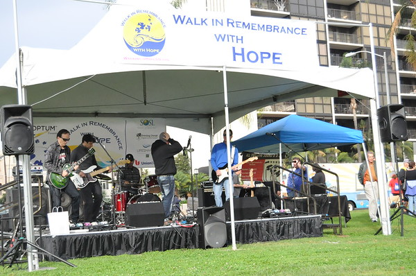 Walk in Remembrance with Hope, 2017