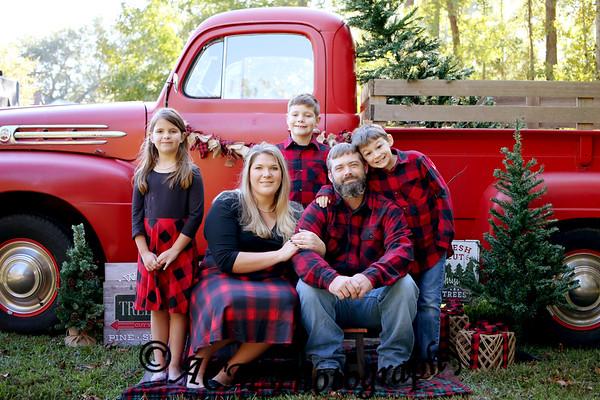 Spainhour Family Christmas
