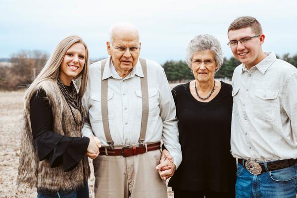 Kayce Myers Family | Fall 2020