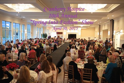 "Cranberry Hospice ""Spring Into Fashion"" Show   2015"