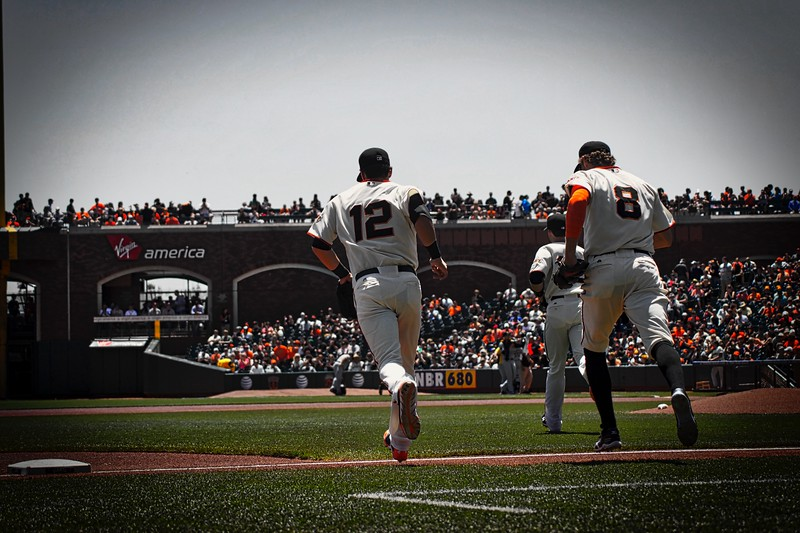 SF Giants vs Pittsburgh Pirates July 30, 2014