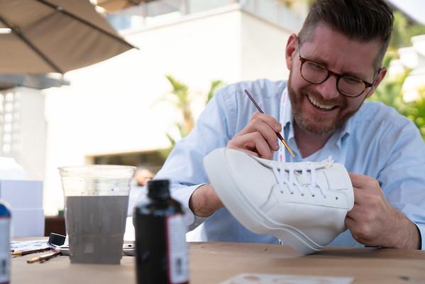 Intensive: Sneaker customization