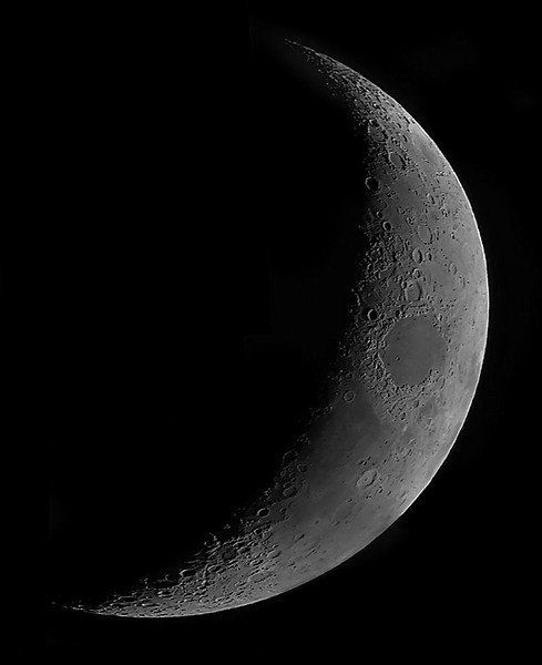 Moon Mosaic by Paul Campbell.