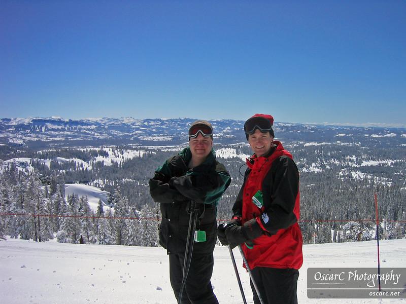 Bear Valley Engineering Offsite 2005