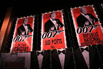 Christmas in the Sky 2008:  Bond