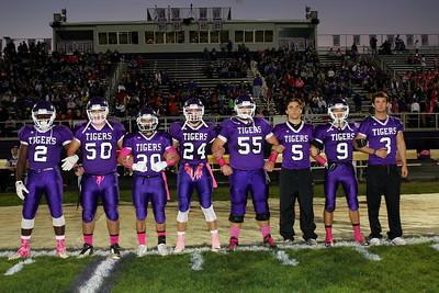 2013 Tiger Football