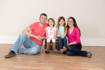 Bartlett Family 2015
