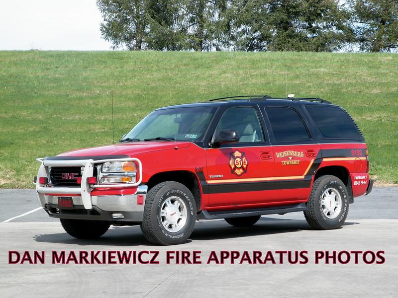 WEISENBERG FIRE CO.