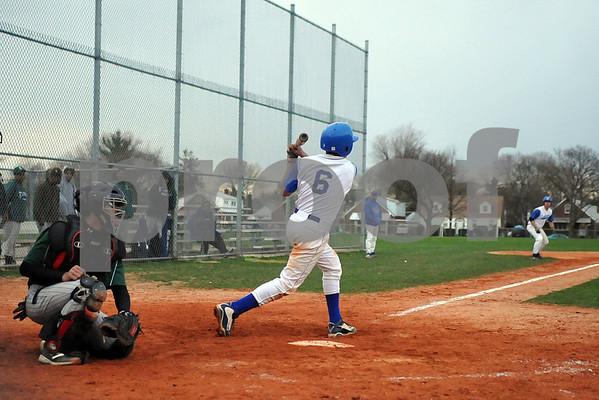 2009-04-07 VS Central HS Baseball vs Elmont HS