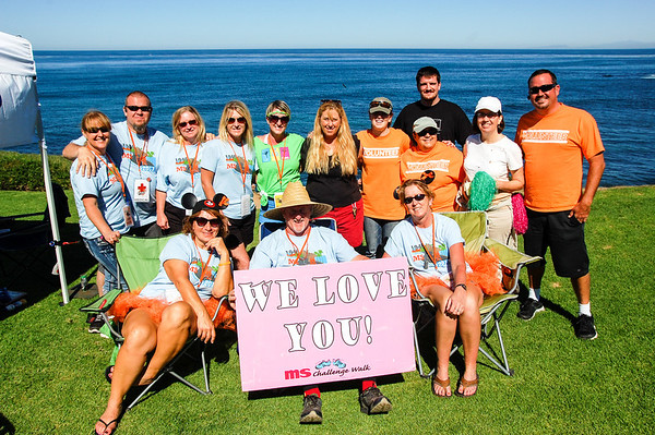 Challenge Walk MS Southern California