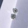1.75ctw Old European Cut Diamond Pair, GIA J VS1/J VS1 7
