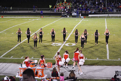 2016 Fall Dance Team Stoughton Game