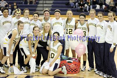 2010 - 11 Girls Varsity / Huron